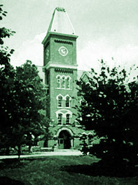 This is an image of OSU University Hall